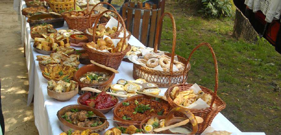 Etno festival hrane, muzike i starih zanata Ribarska Banja
