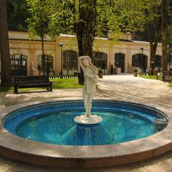 Fontana Ribarska Banja