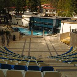 Letnja pozornica Ribarska Banja