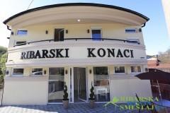 Hotel Ribarski Konaci - hoteli u Ribarskoj Banji